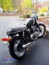 Triumph Hinckley Bonneville Seat USA